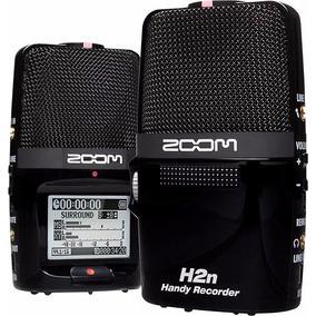 Gravador H2n Zoom Digital Nex Handy H2 Sd 2gb Incluso