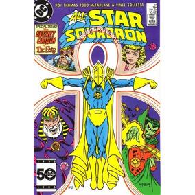 All-star Squadron #47 Jul De 1985 Dc 9.6 (importado)
