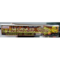 Consola Mezcladora 12 Canales Usb Dxr012567