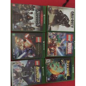 Jogos Usados Xbox One E Nintendo 3ds Somente Venda