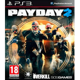Payday 2 Ps3 | ¡ Entrego Hoy ! | Oferta!