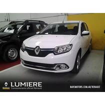 Renault Logan Expression 1.6 2017 4 Puertas Muchos Colores