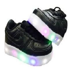 Tenis Nike Air Air Infantil Feminino Masculino Bebe Acende