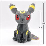 Peluche Umbreon Pokemon 22 Cm Combina + Envio Gratis