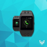 Smart Watch Ion Podometro Compatible Ios Y Android