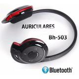 Auriculares Bluetooth Simil Nokia Bh-503 + Entrada Microsd