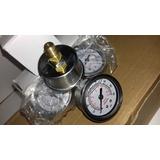 Reloj Jdm Presion Gasolina Con Glicerina Racing Flauta