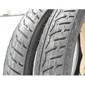 Pneu Pirelli 100 80 18 City Dragon P/roda S/ Camara Tubeless
