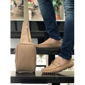 Mocasines Louis Vuitton,combo,bolso Pechera+zapato