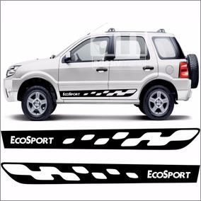 Adesivo Faixa Lateral Ecosport Ford Kit Tuning Faixa Eco-11