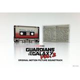 Guardianes De La Galaxia Cassette Oficial Awesome Mix Vol 2