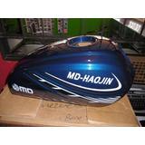 Tanque Original Moto Aguila Md 2011 -2012 Color Azul