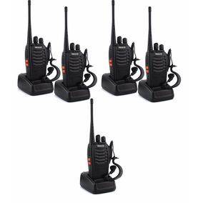 5 Radios Comunicación Portátil Vhf Retevis 2 Vías H-777
