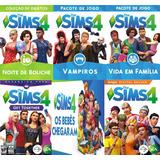 The Sims 4 Pc Em Português Completo Com Dlc´s Frete R$ 7,00!
