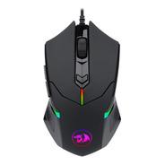 Mouse Gamer Redragon M601 Rgb Centrophorus 7200dpi Con Pesas