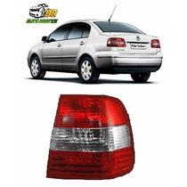 Lanterna Traseira Polo Sedan 2003 2005 2005 2006 Canto