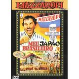 Dvd Mazzaropi Meu Japão Brasileiro
