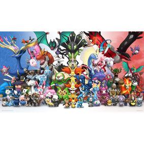 Pokémon Pokemon Prontos Para O Competitivo - Xy Oras S&m