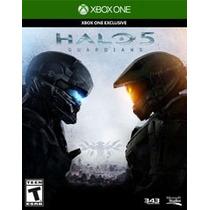 Halo 5 Guardians Nuevo Sellado Fisico