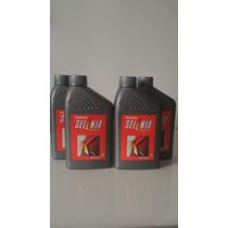 Kit 6 Litros De Oleo Selenia K 15w40 Semi Sintetico Fiat