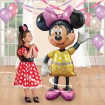 Globo Metalico Minnie Mouse Gigante Airwalker