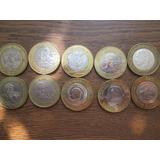 Monedas De 20 Pesos Coleccion Completa