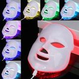 Máscara Led 7 Colores + Envío Gratis!