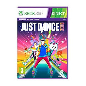Just Dance 2018 Xbox 360 Mercado Lider Platinum