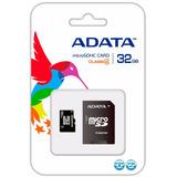 Lote De 3 Memoria Micro Sd 32gb Adata Ausdh32gcl4-ra1
