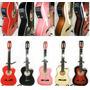Guitarra Electroacústica De Paracho Con Envio Y Funda