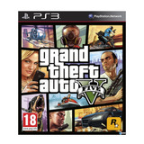 Juego Ps3 Rock Star Games Grand Theft Auto V