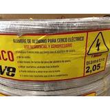 Cerco Eléctrico Hilo Aluminizado 300 M. 2.05 Mm