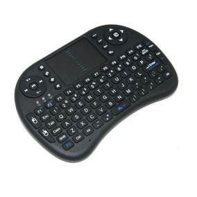 Mini Teclado Sem Fio Wireless Touch Pad Universal Pc