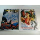 7 Postales De Antiguas Publicidades - 10 X 15 Cm - 15
