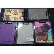 Funda Puxida Para Tablets Universal 7 A 8  Diseños