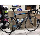 Bicicleta Speed Focus Cayo Carbono Ultegra Dura Ace 57