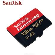 Memoria Microsd Sandisk Extreme Pro 128gb U3 C10 4k 170mbs
