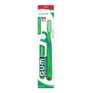 Gum Classic 411 Cepillo De Dientes Suave De 4 Hileras