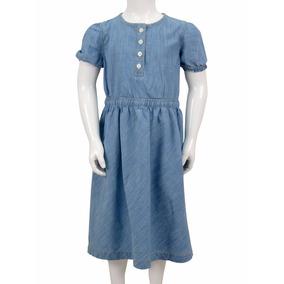 Vestido Innermotion Para Niñas. Estilo 7137