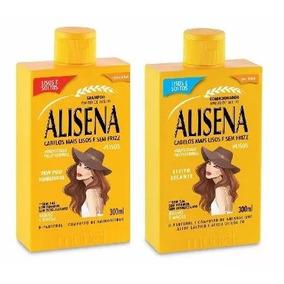 Shampoo +condicionador Alisena Muriel Amido Milho D-pantenol
