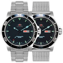 Relógio Orient Autmático 469ss053 Diver + Kit Pulseiras