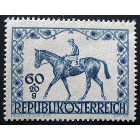 A9478 Áustria - Turfe Cavalo Yvert Nº 674 Nn