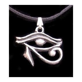 Pingente Colar Olho De Hórus Deus Egípcio Do Sol