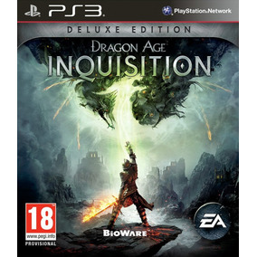 Dragon Age Inquisition Ps3 Español Deluxe Ed Digital Hoy!!