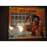 Dragon Ball Z // Tenkaichi Martial Arts / Juego De Mesa