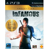 Infamous Collection Ps3 Digital Tenelo Ya