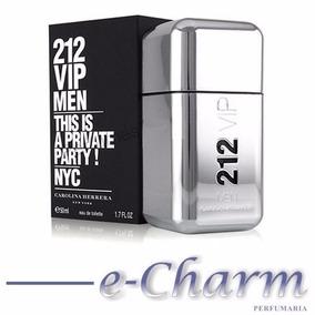 Perfume 212 Vip Men 50ml - Original / Pronta Entrega