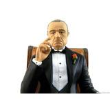 El Padrino Vito Corleone 18cm The Godfather Bandai Original