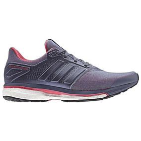 Tenis Atleticos Supernova Glide 8 Boost Mujer adidas S80275