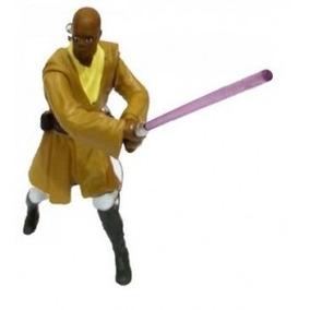 Chaveiro Colecionável Mace Windu Multikids Star Wars
